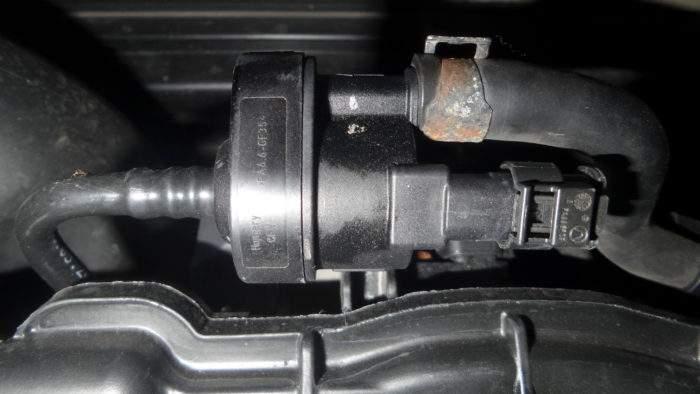 продувочный клапан evap