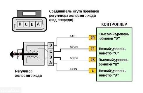 схема измерения сопротивления рхх