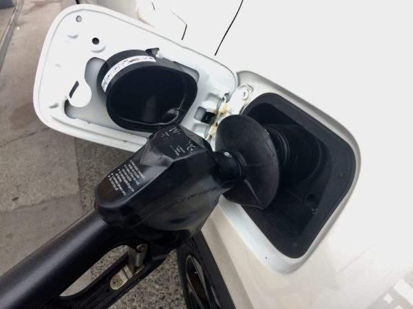 заправка топливом